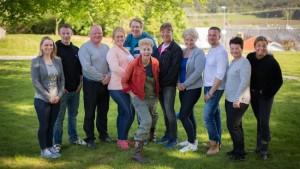 Superbonden 2016, FOTO: OLE ANDREAS BØ / NRK